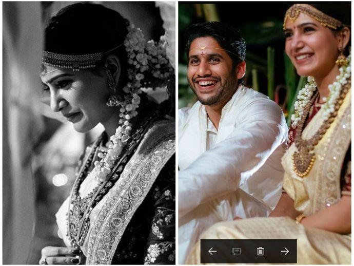 Samantha Ruth Prabhu, Naga Chaitanya, Fantasy Wedding, Dream Wedding, Sabyasachi, Kresha Bajaj, movie, celebrity
