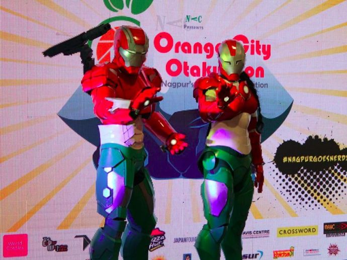 Coscon - Comic Otaku Superhero Convention, Nagpur
