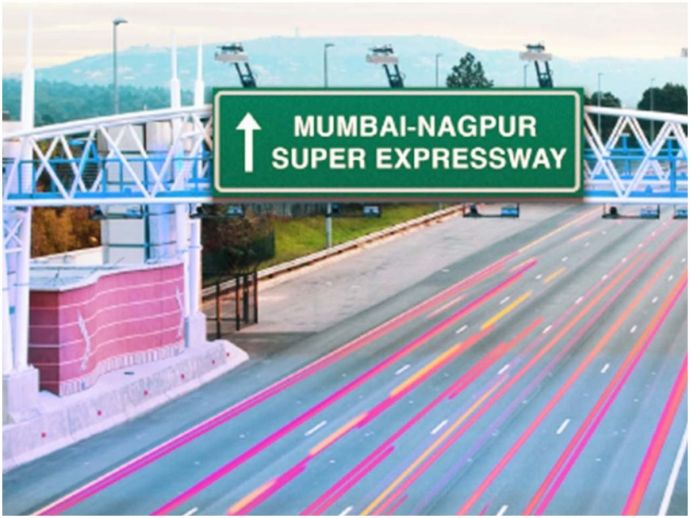 nagpur, State Bank of India, Nagpur Mumbai Super Expressway, Samruddhi Corridor, samruddhi mahamarg, samruddhi expressway, Maharashtra State Road Development Corporation, MSRDC, Maharashtra Industrial Development Corporation, MIDC, Maharashtra Housing and