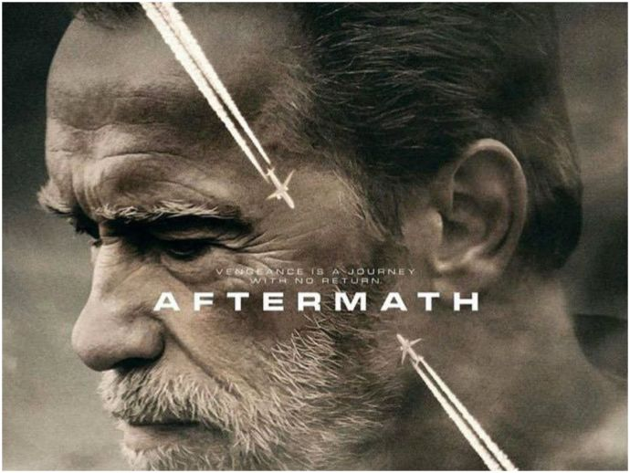 Arnold Schwarzenneger, Aftermath, New Trailer, Donald Trump, YouTube, Scott Mcnairy