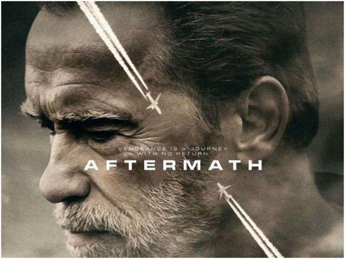 Arnold Schwarzenneger, Aftermath, New Trailer, Donald Trump, YouTube, Scott Mcnairy
