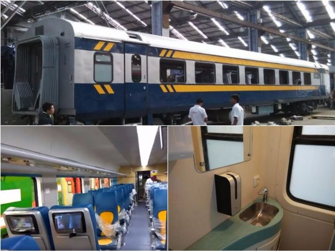Tejas Train, Wifi, LED Screens, Sanjeev Kapoor, hand dryers, bio-vacuum toilets, water level, Mumbai, Surat, Indian Railway