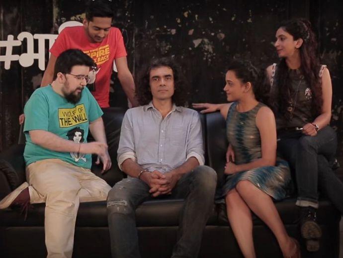 Casting Couch With Amey And Nipun, Aaplya Baapachi Society, Parna Pethe, Mrinmayee Godbole, Amey Wagh, Nipun Dharmadhikari, Imtiaz Ali, marathi web series, rockstar, jab we met, highway, bharatiya digital party, bhadipa