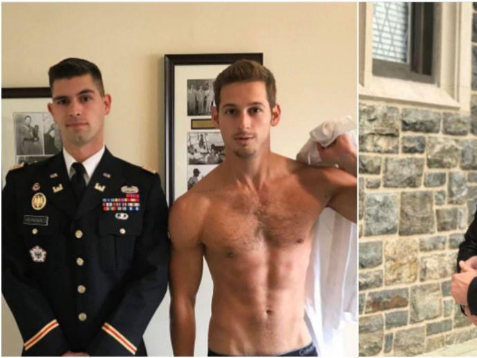 GayArmyProm, US Army Solder, Andrés Camilo, Prom, Boyfriend, gay, homosexual