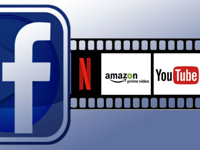 Facebook, Netflix, You tube, Amazon Prime Video, Mark Zuckerberg, Facebook Premium Video Program, Facebook competes with Netflix, Facebook competes with You tube