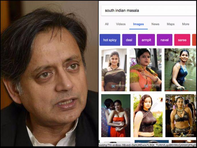 Shashi Tharoor, Google, South Indian Masala, Sundar Pichai, North Indian Masala, Indian spices