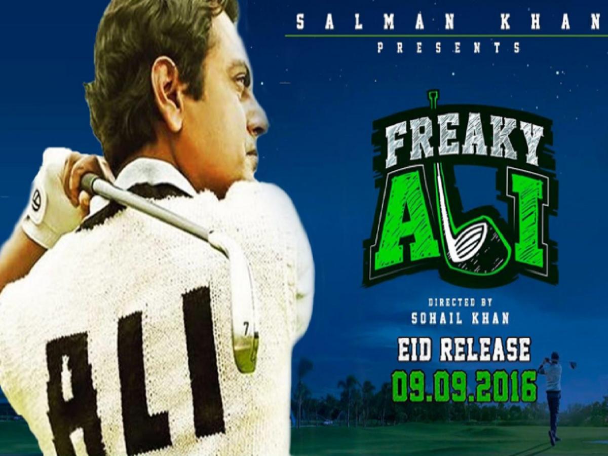 Nawazuddin, Freaky Ali