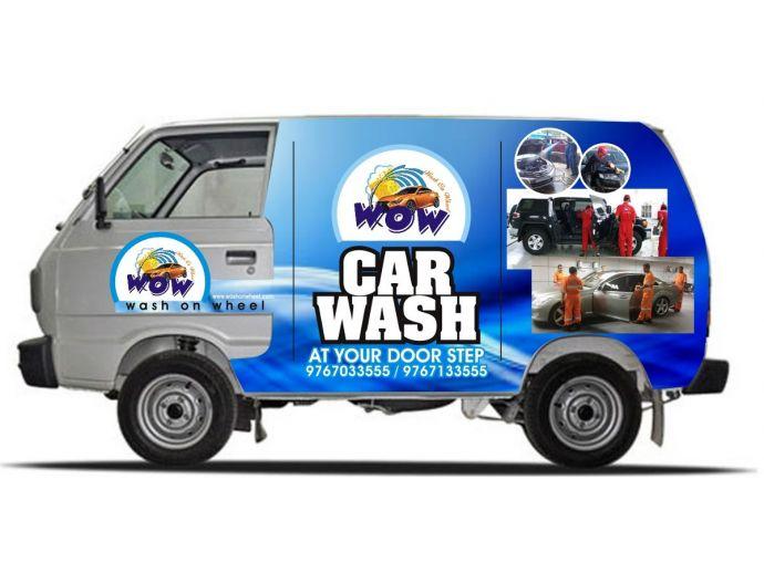 Nagpur car service company, Wash on Wheel, Wash On Wheel Nagpur