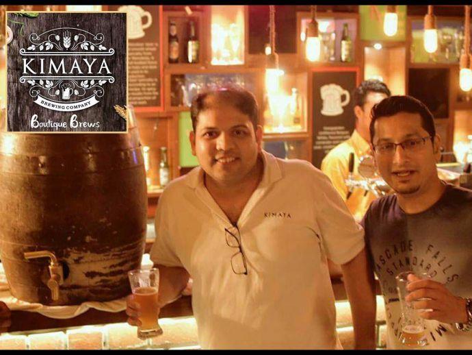 Kimaya Brewing Company, Saurabh Patwardhan, Breweries, Pune, Beer, Doolally