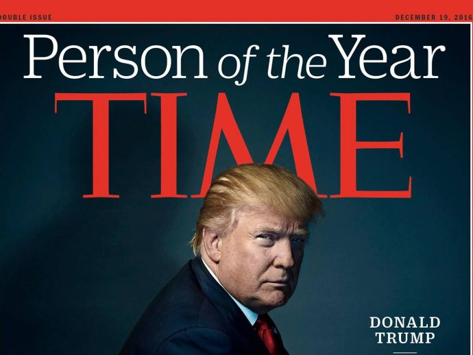 Twitter, Donald Trump, Time, Magazine, Hillary Clinton, Modi, President, Person of the year, US