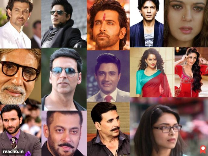 Bollywood, Actors, Blockbuster, Movies, Shahrukh Khan, Amir Khan, Salman Khan, Amitabh Bachchan, Deepika Padukone, Dirty Picture
