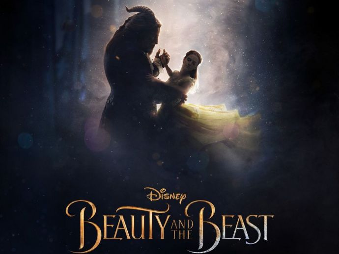 Harry Potter, Emma Watson, Beauty and the Beast, poster, song
