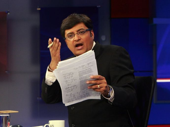 Arnab Goswami, republic, times now, media, under 25 summit, 2017, bangaluru