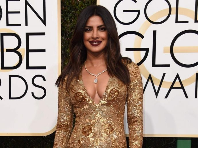 priyanka chopra, baywatch, golden globes, ralph lauren, Hollywood, actress, bollywood
