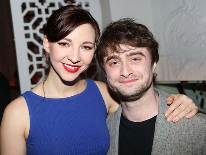 Daniel Radcliffe, Erin Darke, Engaged, harry potter, rumour, hollywood, kill your darlings