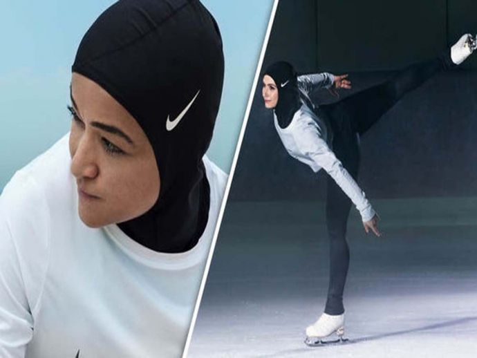 Middle East athletes, Nike's Hijab Pro, Hijab, muslims, female, sports, twitter, Twitter Reactions On Nike's Hijab Pro, Tweets On Nike's Hijab Pro