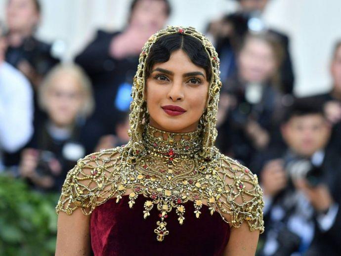 Priyanka Chopra, Met Gala, Met Gala 2018, india, america, deepika padukone