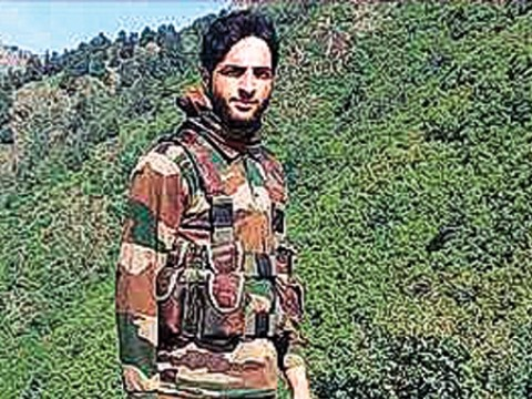 Burhan Wani, Kashmir terrorist, Kashmir Separatist, Tweets On Burhan's Death, Twitter Reactions On Burhan Wani, Former Chief Minister Of Kashmir, Omar Abdullah, Former Chief Minister Omar Abdullah