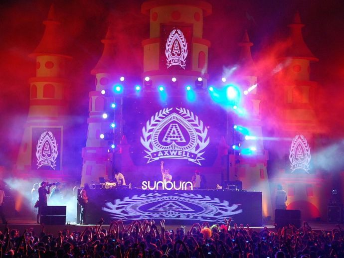 Sunburn, Sunburn 2017, Goa, Pune, Percept Limited, Musical Events