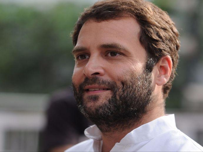 Rahul Gandhi, Demonetization, Earthquake, BJP, Parliament