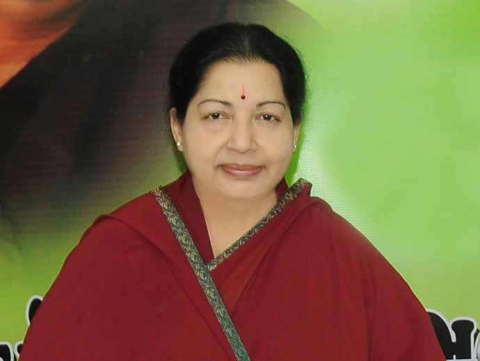Jayalalithaa, Tamil Nadu, CM, The Hindu, Newspaper, Cops, Viral