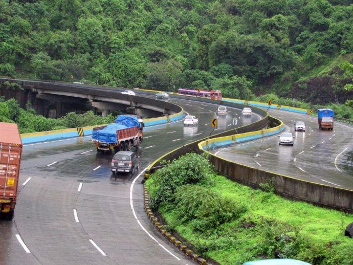 Pune-Mumbai Expressway, Expressway, Pune, Mumbai, MSRDC