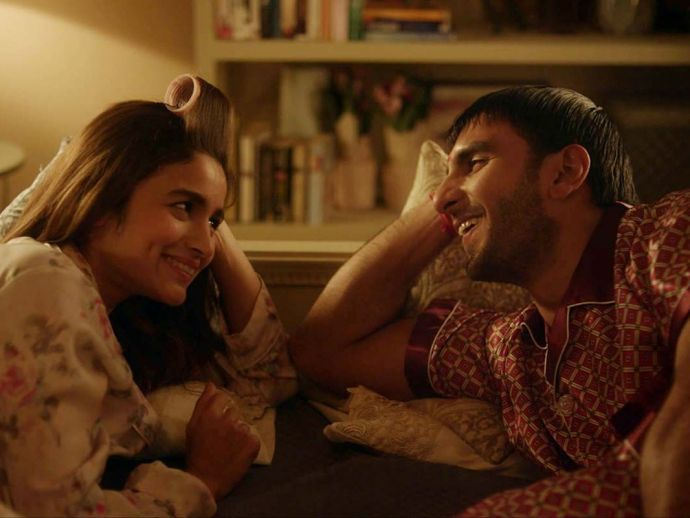 Ranveer Singh, Alia Bhatt, movie, bollywood, makemytrip, adorable, video, instagram, gully boy