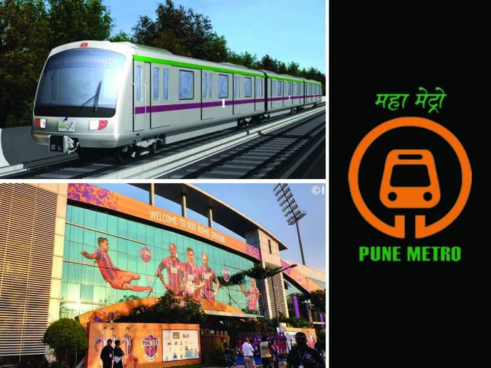 Pune Metro, MAHA-METRO, Pune Metro Project