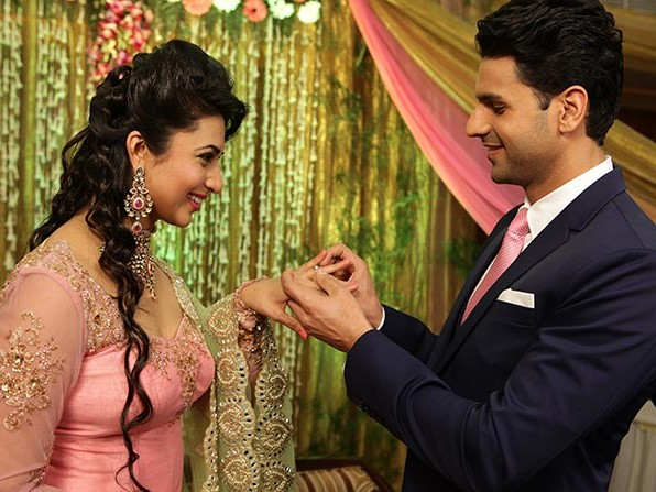 Divyanka Tripathi, Vivek Dahiya, Amazing Wedding Stills, Star Wedding, Yeh Hain Mohabbatein