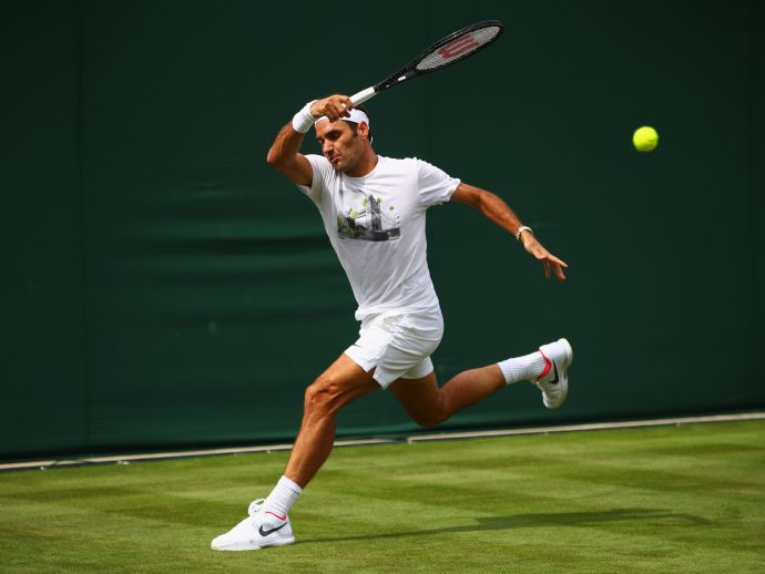Roger federer, rafael nadal, novak djokovic, andy murray, wimbledon, tennis, sports, pictures