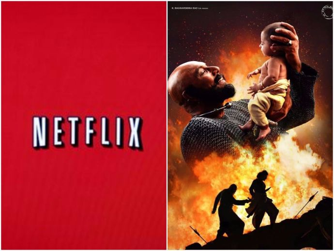 Baahubali, Baahubali 2, Netflix, SS Rajamouli, 25.5 crore, prabhas, Bollywood, Hollywood, hindi movies, Tamil movies, south india, online, web series, shah rukh khan, Aamir khan, rights, purchase, beginning, conclusion