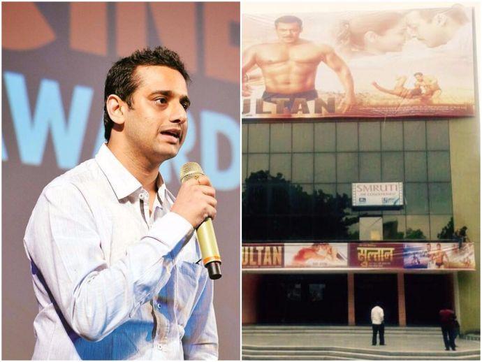 nagpur, nagpur news, nagpur metro, Nagpur theaters, Smruti Cinema, reacho, interview, Akshaye Rathi