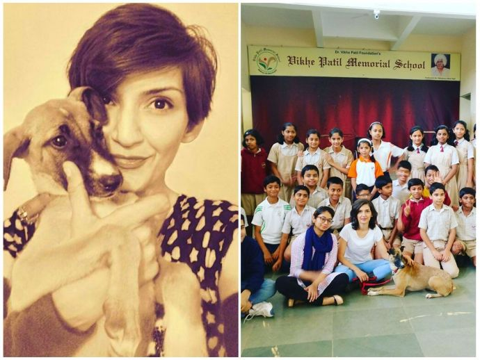 Bodhisattva, Mojdeh Arab Farashahi, Pune's NGO, Animal welfare centre in Pune, NGO in Maharashtra, Human welfare centre
