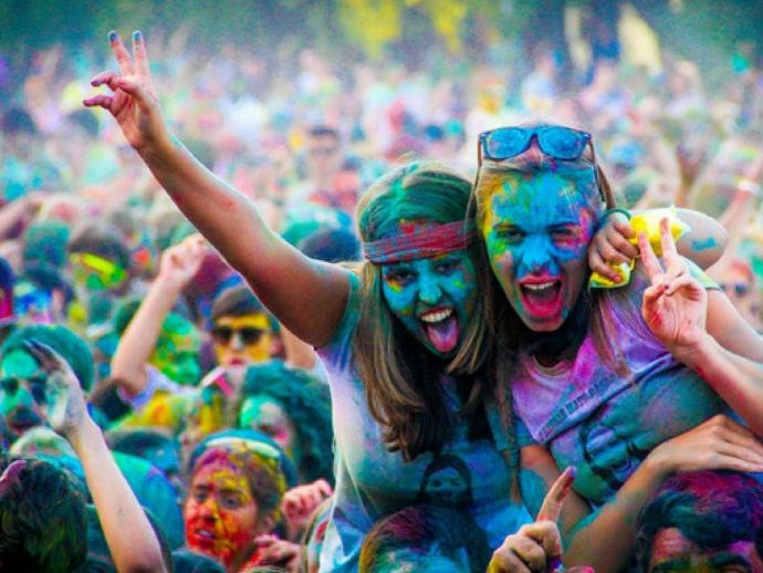 holi in Pune, Holi parties in Pune, Holi events in Pune, Pune Holi, Holicious, Colour Code 2017