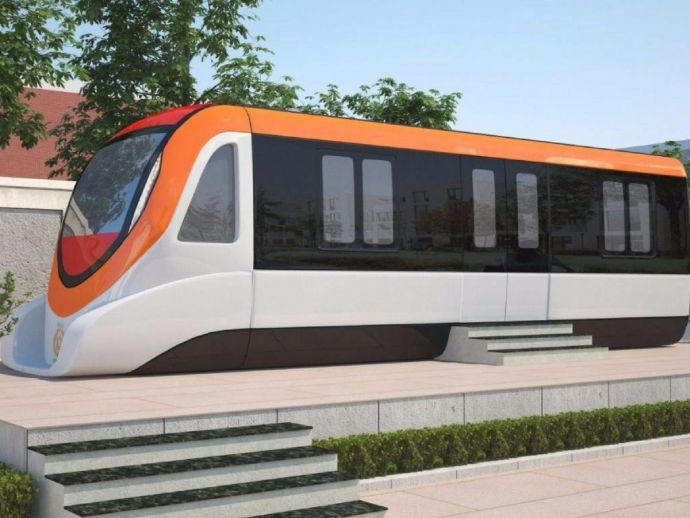 Nagpur, Nagpur Metro, Jamtha, Hyderabad, Nagpur Metro Trial Run