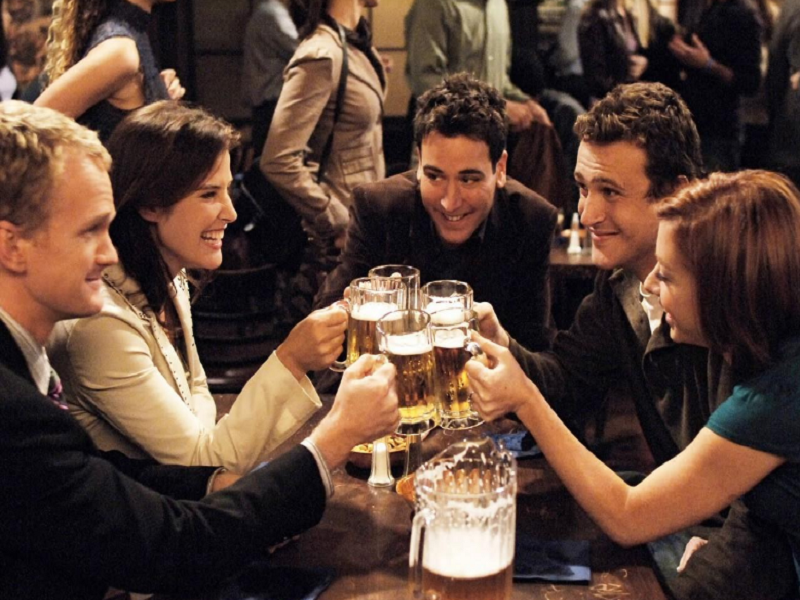 The BRO CODE, Bro, BRO, CODE, How I Met Your Mother, HIMYM, Crazy Facts About How I Met Your Mother, Crazy Facts, The Chandler of HIMYM, Chandler, Ted and Robin, Joey, Barney, Ted, Lily and Robin, Robin, Josh Radnor, Bill Faggerbake, Marshall, Lily, Craig