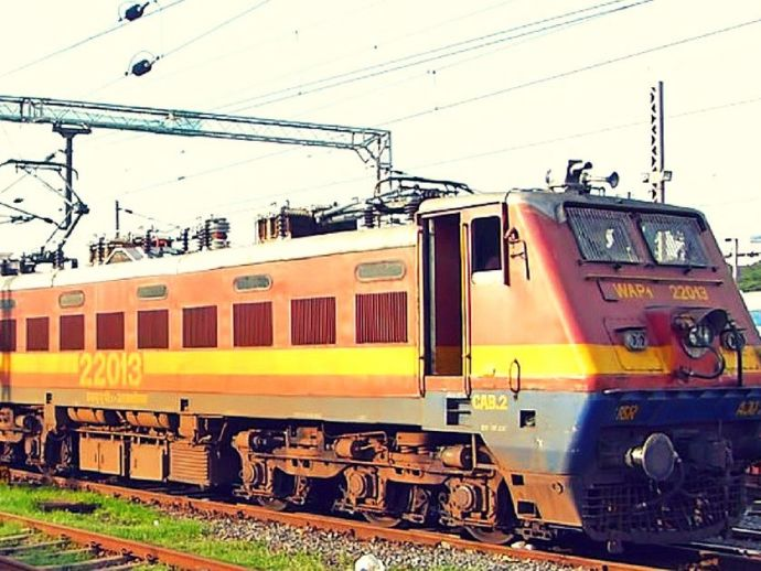 nagpur, nagpur news, nagpur Hyderabad, train, railway, indian railway, 3hours, semi-high speed, semi-high speed train