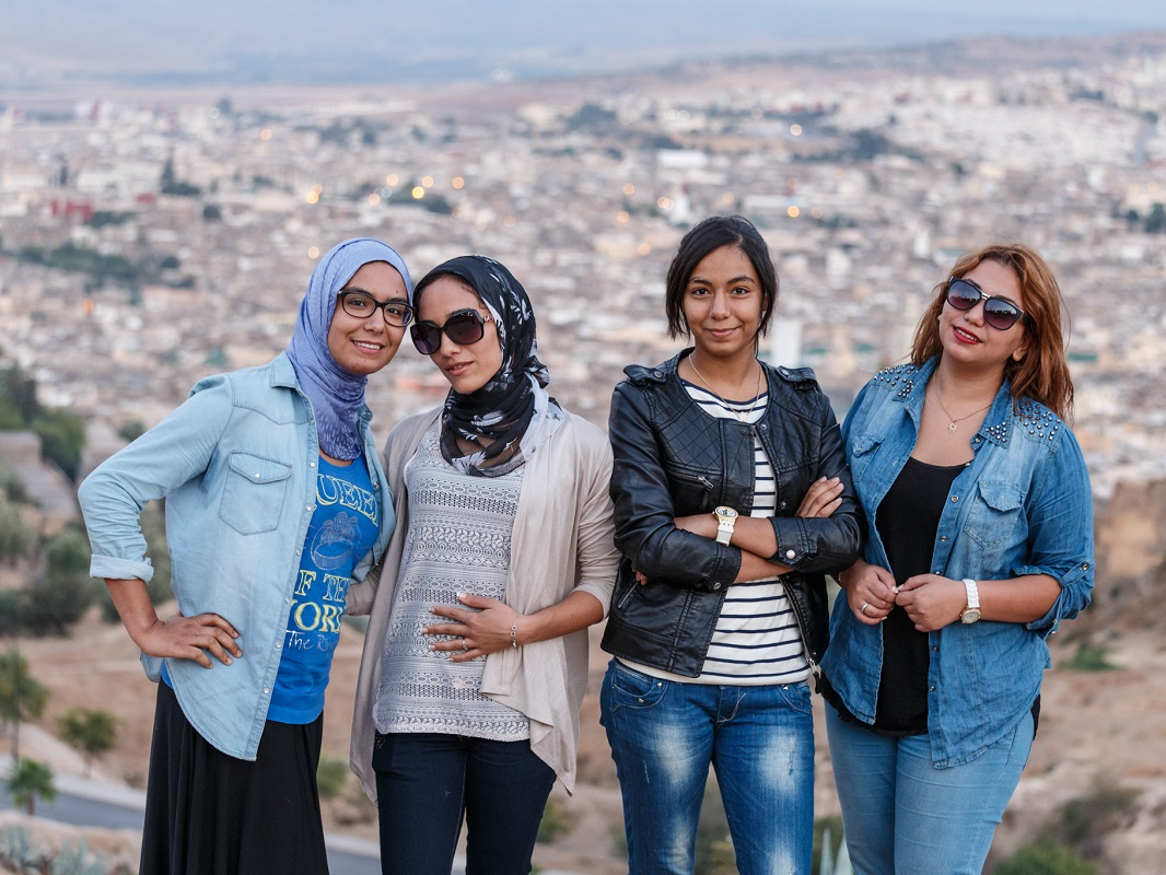Sexual Harassment, Morocco, Women, Sexual Assault