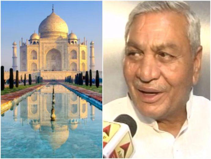 Uttar Pradesh, culture, minister, Taj Mahal, replace, Guru Gorakhnath Peeth, religion, monument
