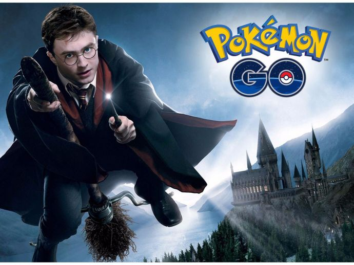 Harry Potter, Game, Pokemon Go, Warner Bros, Niantic Labs, Augmented Reality