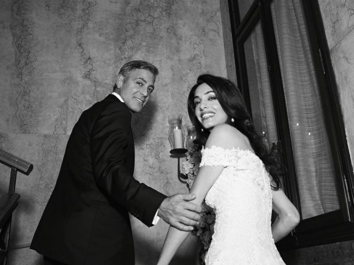 George Clooney, Amal Alamuddin, Divorce, Angelina Jolie, Brad Pitt, Hollywood