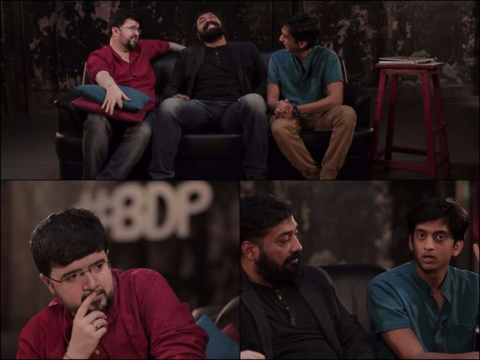 casting couch, bhadipa, anurag kashyap, amey wagh, nipun dharmadhikari, marathi, web series