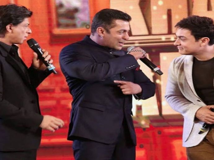 Shah rukh khan, salman khan, aamir khan, three khans, bollywood, filmfare, awards, fan, sultan, dangal, best actor