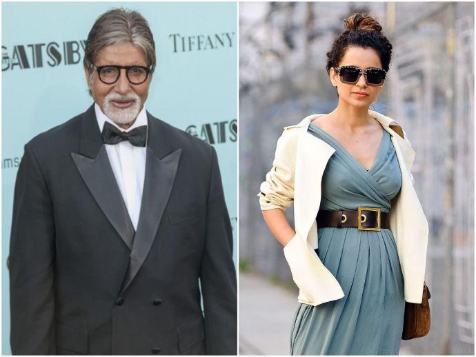 102 Not Out, Amitabh Bachchan, Kangana Ranaut, Manikarnika: The Queen of Jhansi, PadmanR Balki, Sanjay Leela Bhansali, Thugs of Hindostan, amir khan, boroplus