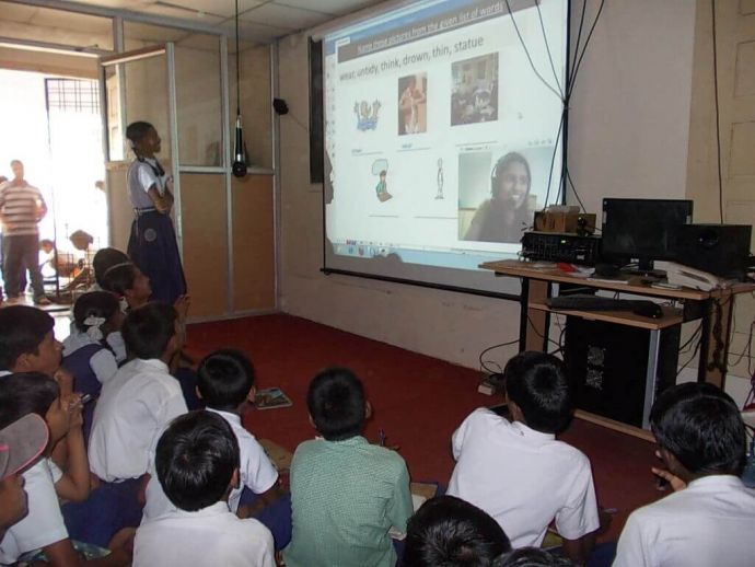 Nagpur, nagpur municipal corporation, NMC, standing committee, 250 classrooms, NMC schools, municipal schools, civic body, digital classrooms, digital systems, All In One e-Learning Device Interactive system, Pradip Pohane, digital classrooms project, sta