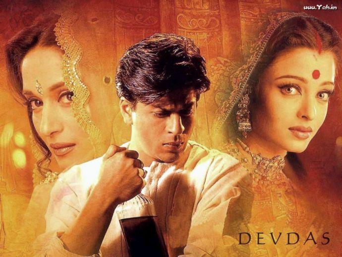 devdas, srk, 15 years, sanjayleelabhansali