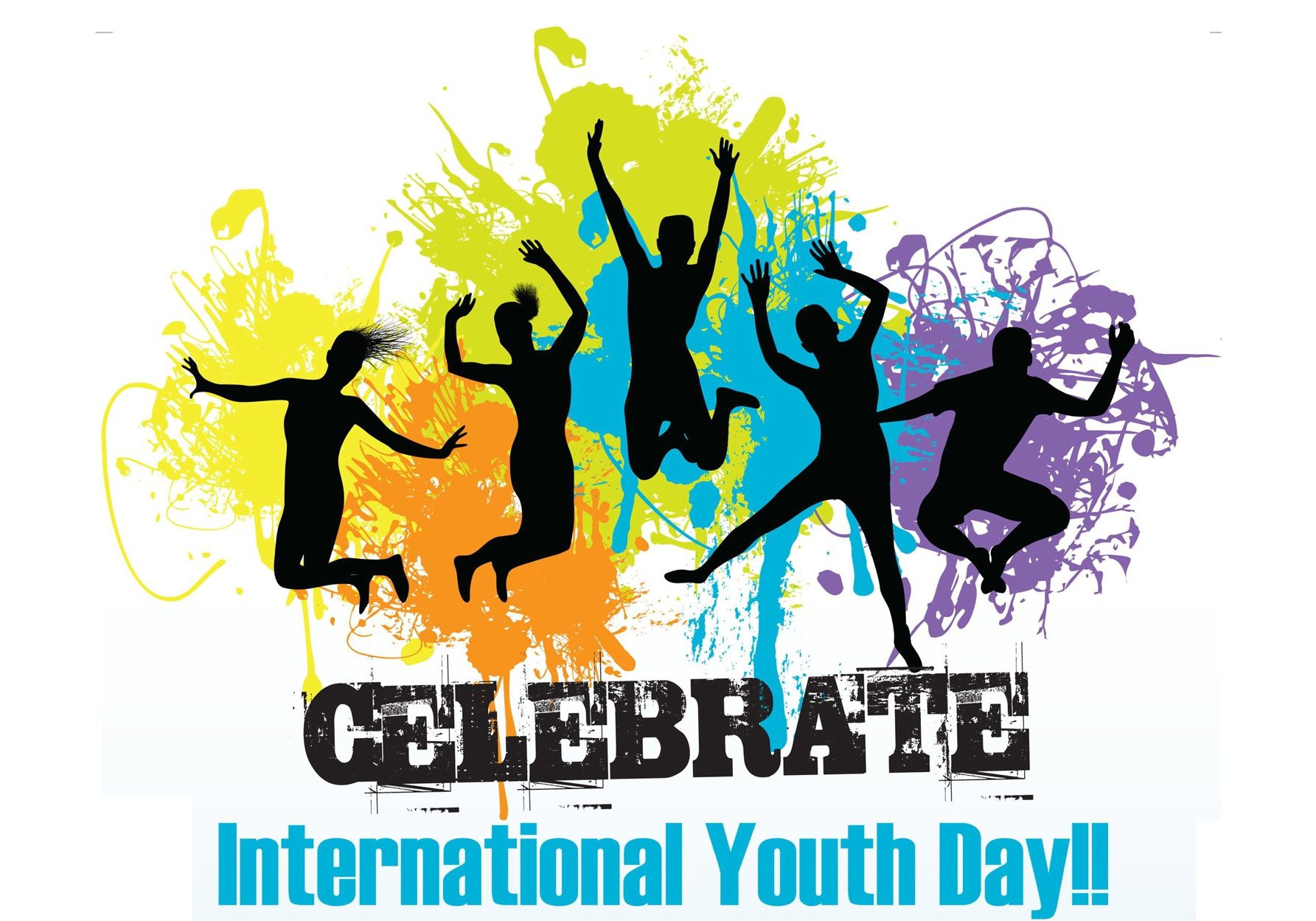 International Youth Day, Youth, Youth Day, Joe E Lewis, IYD