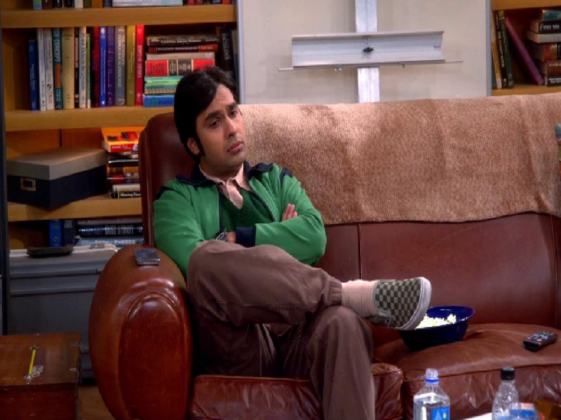 rajesh koothrappalli, the big bang theory, kunal nayyar