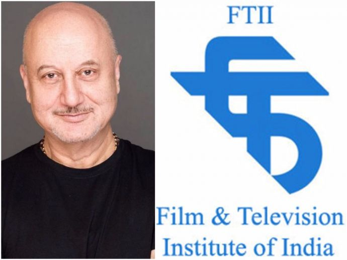 Anupam Kher, FTII, appointment, chairperson, joke, crazy, centre, BJP, Narendra Modi