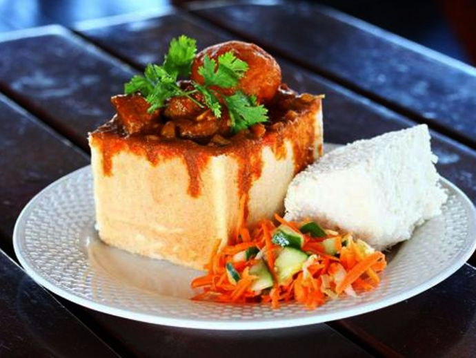 Bunny Chow, Durban, South Africa, Loaf, Gravy, Indian Cuisine, Indian Community